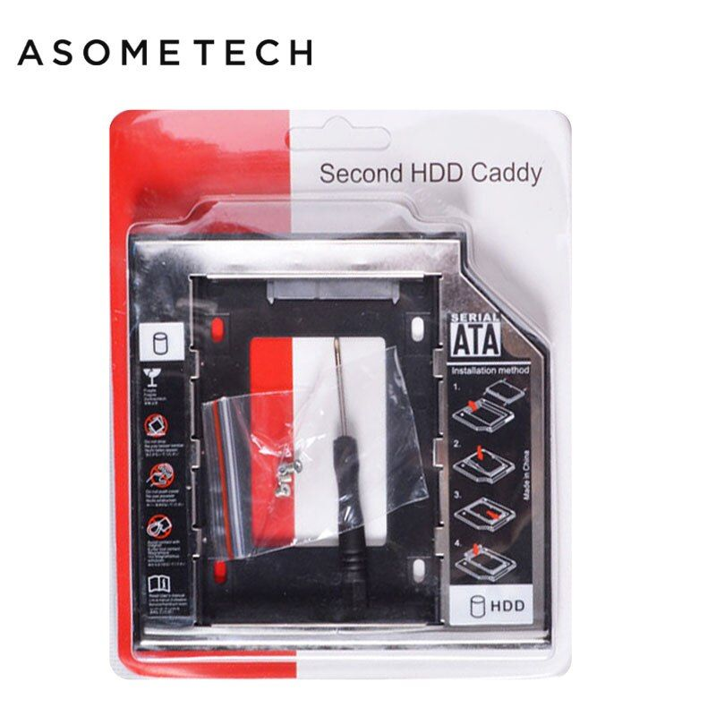 Universal Unterstützung Für SATA 3,0 2nd HDD Caddy 9,5mm für 2,5