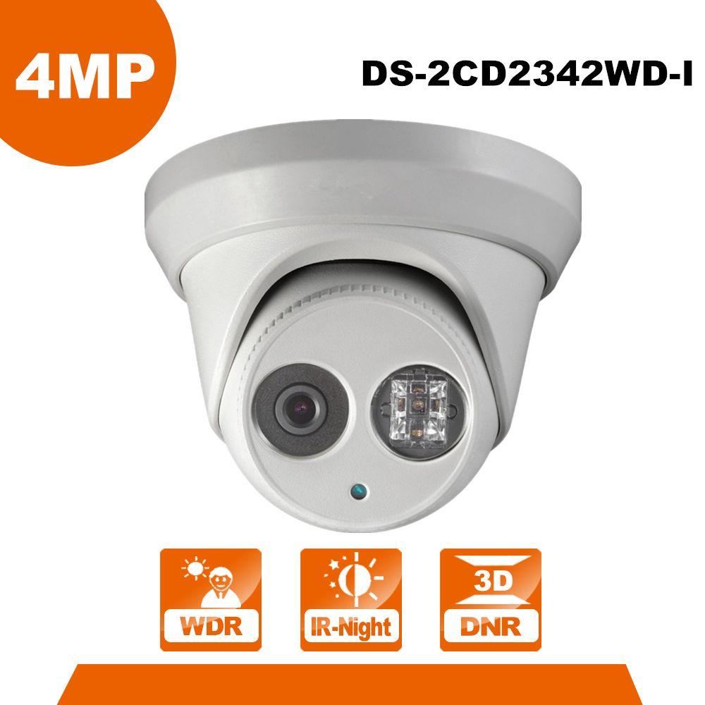 Hik Englisch Version IP Kamera DS-2CD2342WD-I ersetzen DS-2CD3345-I 4MP IR Revolver Netzwerk IP Kamera DS-2CD2342WD-I