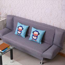 2018 Modern Lipat Sofa Sofa dengan Berbaring Rumah Ruang Tamu Perabot Kamar Tidur Sofa Bed Lipat Sofa Daybed