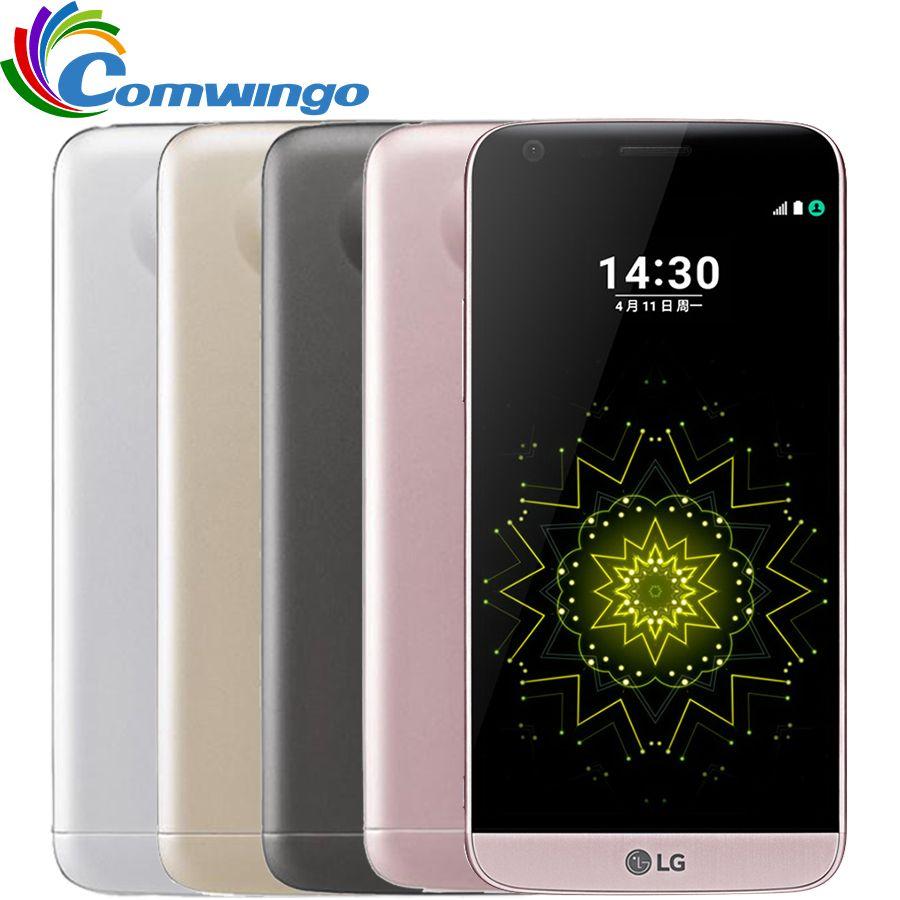 Unlocked LG G5 Snapdragon 820 Quad-core 4GB RAM 32GB ROM 5.3