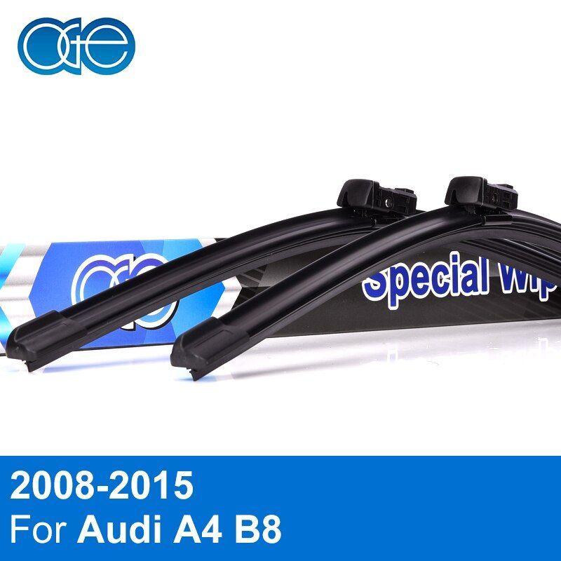 Oge 24 ''+ 20'' Wischerblatt Für Audi A4 B8 2008 2009 2010 2011 2012 2013 2014 2015 2016 Hochwertigem Gummi Auto Zubehör