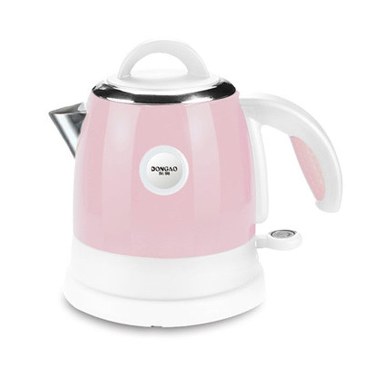Electric Kettle Stainless Steel 1000W 0.8L Heating Water Kettles Auto Power Off Teapot Boiler