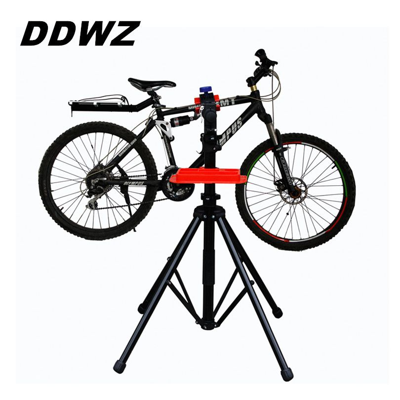 DDWZ Bike Repair Stand Bicycle Alloy Repair Desk Tool Aluminum High Quality Bicycle Accessories Mountain Parking Hanger Tools