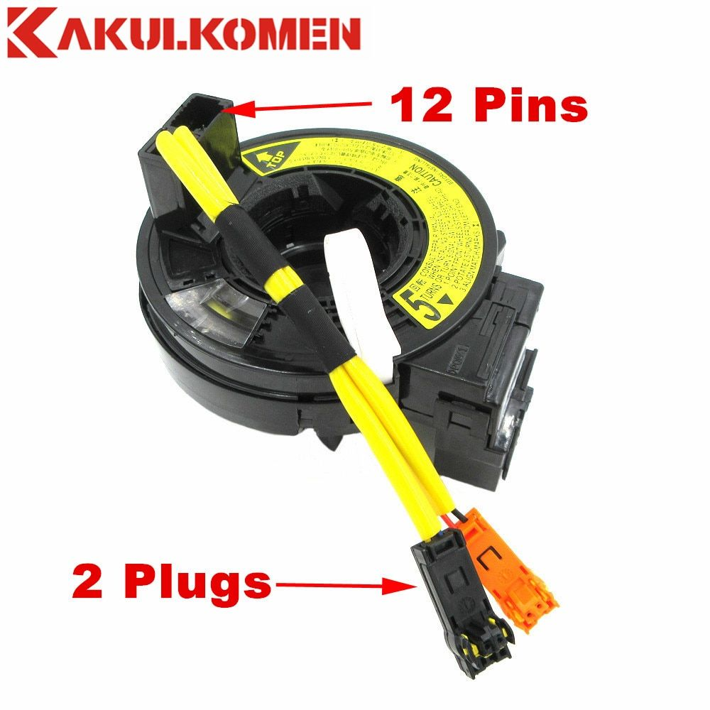 Spiral Cable Sub-Assy 84306-05050 8430605050 84306 05050 For Toyota Corolla Verso Avensis