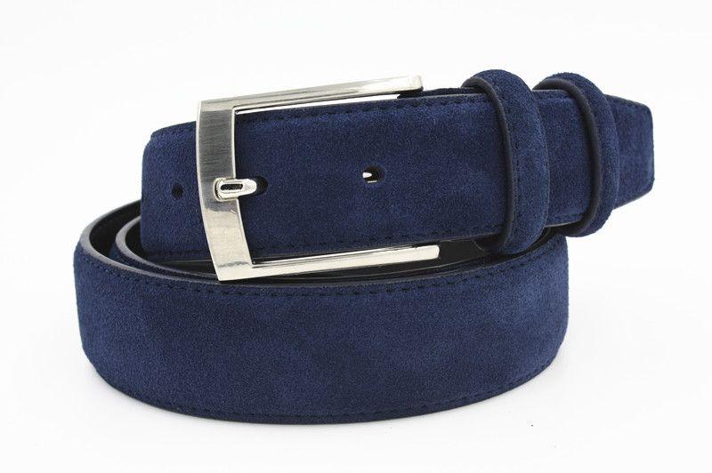Nouveau Style de mode marque Welour ceinture en cuir véritable pour Jeans ceinture en cuir hommes ceintures de luxe en daim ceintures