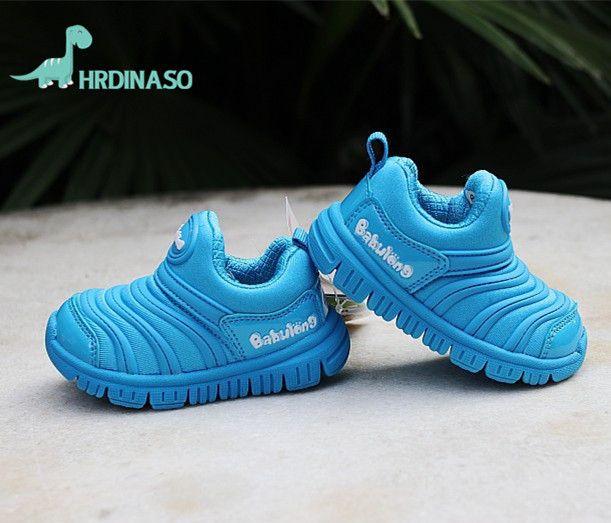 Kinder Schuhe Kinder Turnschuhe Mädchen Raupe Gestreiften Schuhe Herbst 2018 Todder Baby Anti-rutschig Turnschuhe Junge Sport Tenis Schuhe