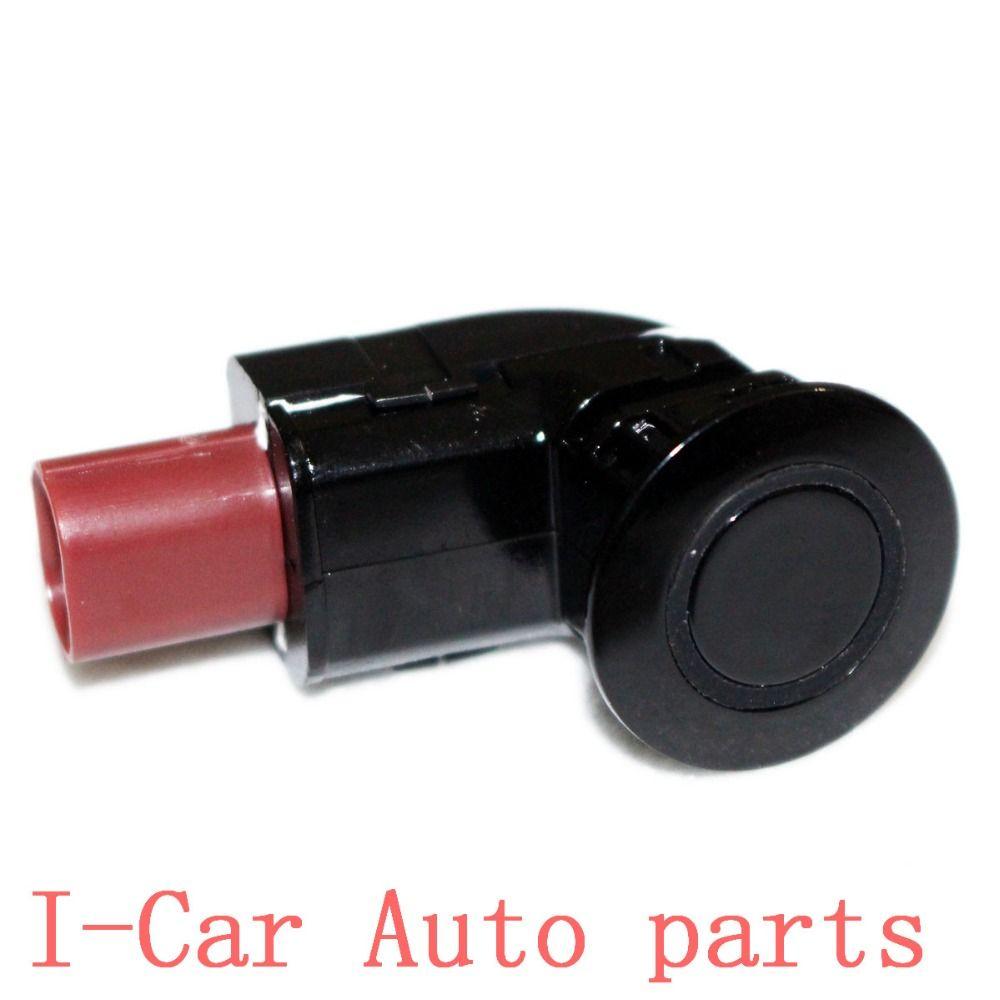 Capteurs de stationnement 39680-SHJ-A61 pour Honda CRV, noir, argent, capteurs automatiques, capteur à ultrasons, capteur de voiture