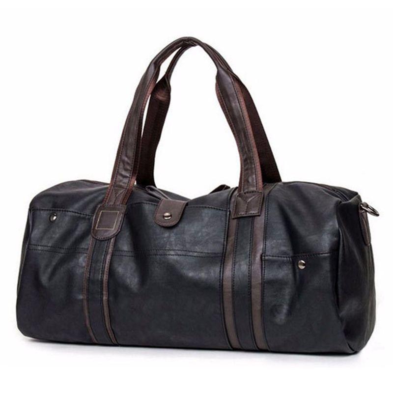 Для мужчин Дорожная сумка моды большой емкости плеча сумочку дизайнер мужской сумка высокого качества Повседневное Crossbody дорожные сумки