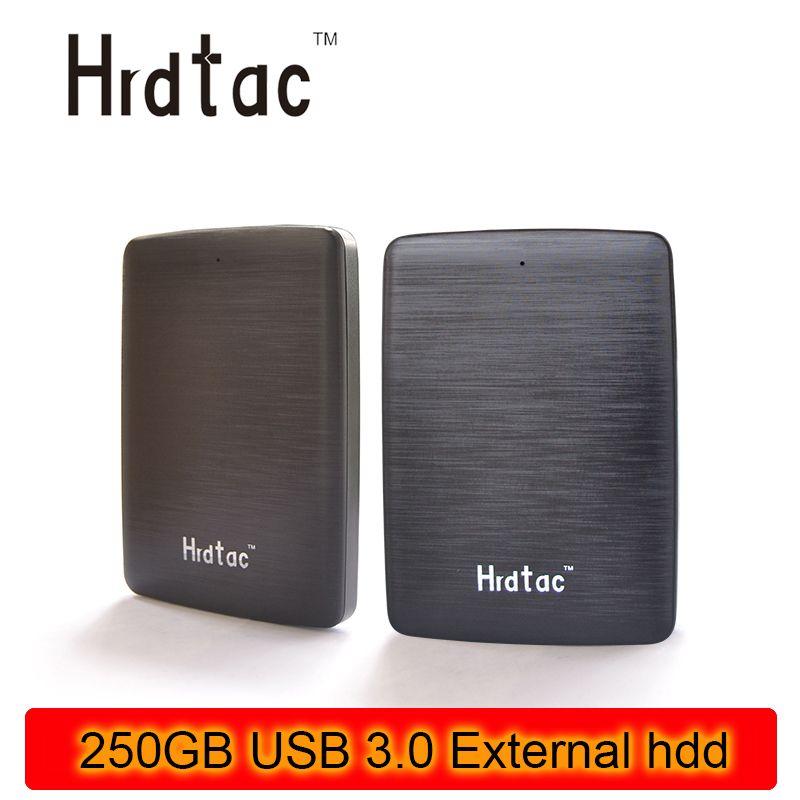 100% г. новый внешний портативный жесткие диски hdd 250 ГБ USB 3.0 диск 250 ГБ USB 3.0 для рабочего стола и ноутбук Бесплатная доставка