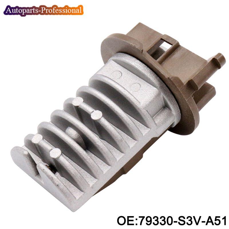 Neue 79330-S3V-A51 79330S3VA51 RU364 Hinten Gebläse Motor Transistor Widerstand Für Honda Pilot Acura MDX 3.5L