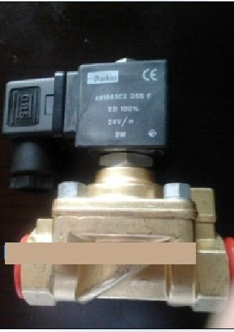 Parker PARKER high pressure solenoid valve blowing machine with the United States 321H36  481865A5 AC110V  3/4
