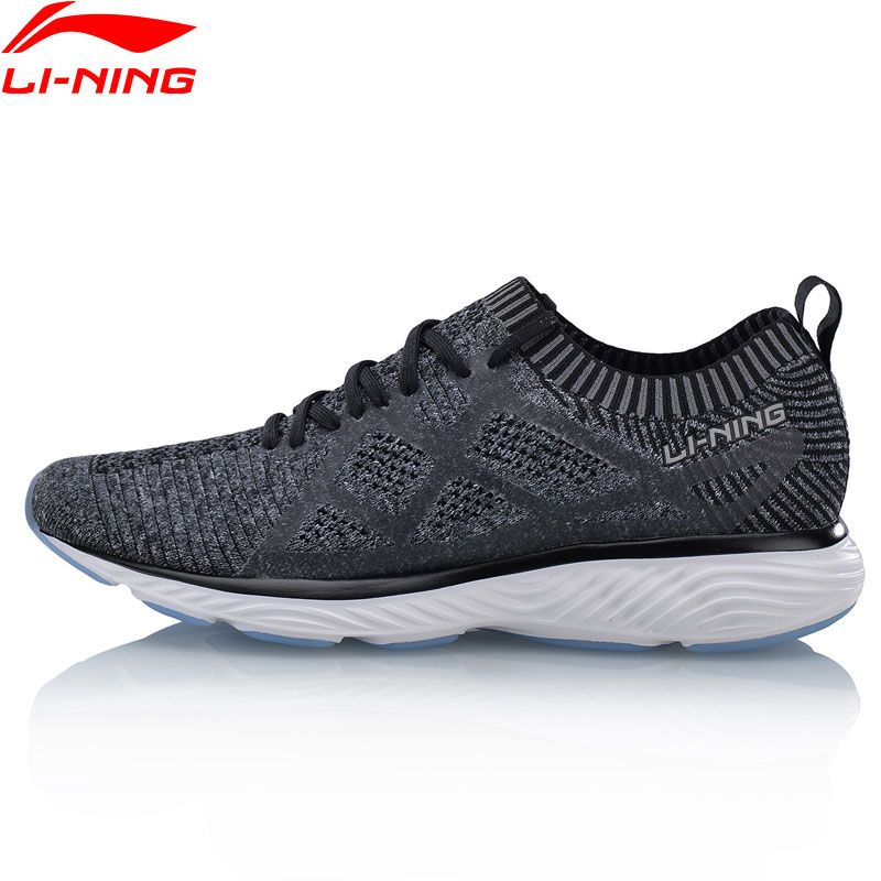 Li-Ning Men LN CLOUD III 2018 Running Shoes Breathable Cushion LiNing Mono Yarn Sport Shoes Wearable Sneakers ARHN023 XYP665