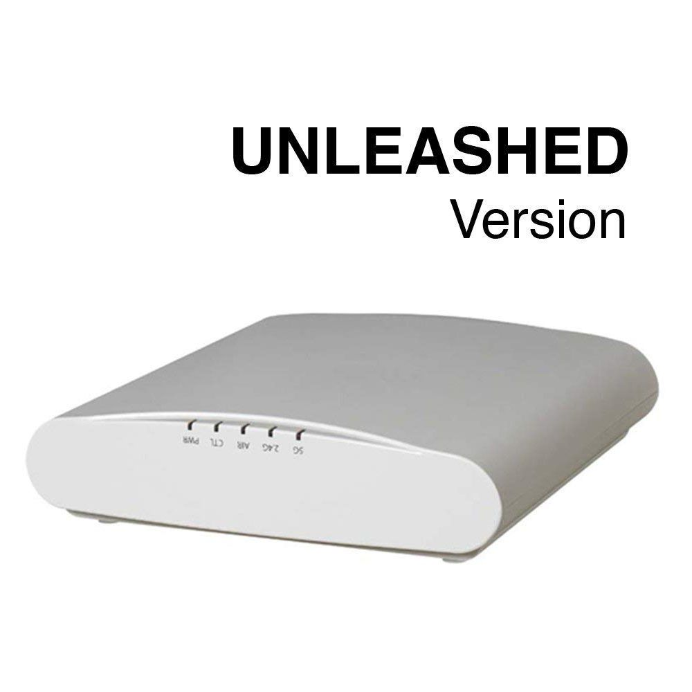 Ruckus Wireless ZONEFLEX Unleashed R510 9U1-R510-WW00 (gleichermaßen 9U1-R510-US00) Indoor Access Punkt 802.11AC Smart Wi-Fi