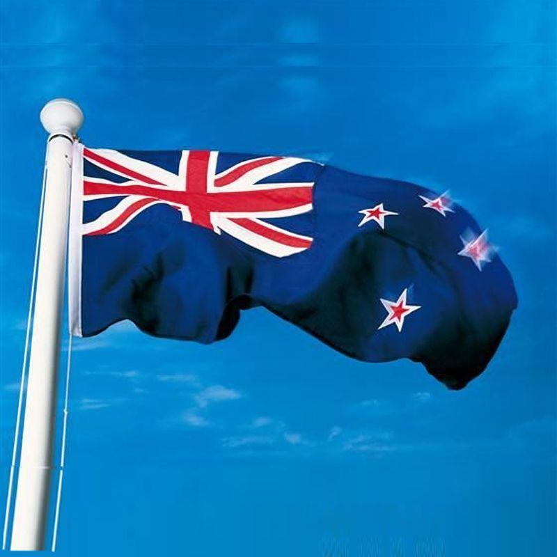 De la Nouvelle-Zélande drapeaux Nationaux 60x100 cm/90x150 cm/120x200 cm/150x250 cm/180x300 cm bannières