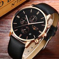 En este momento relojes para hombre marca de lujo Hombre Deporte Militar luminosa reloj de los hombres de negocios de cuarzo reloj hombre reloj masculino