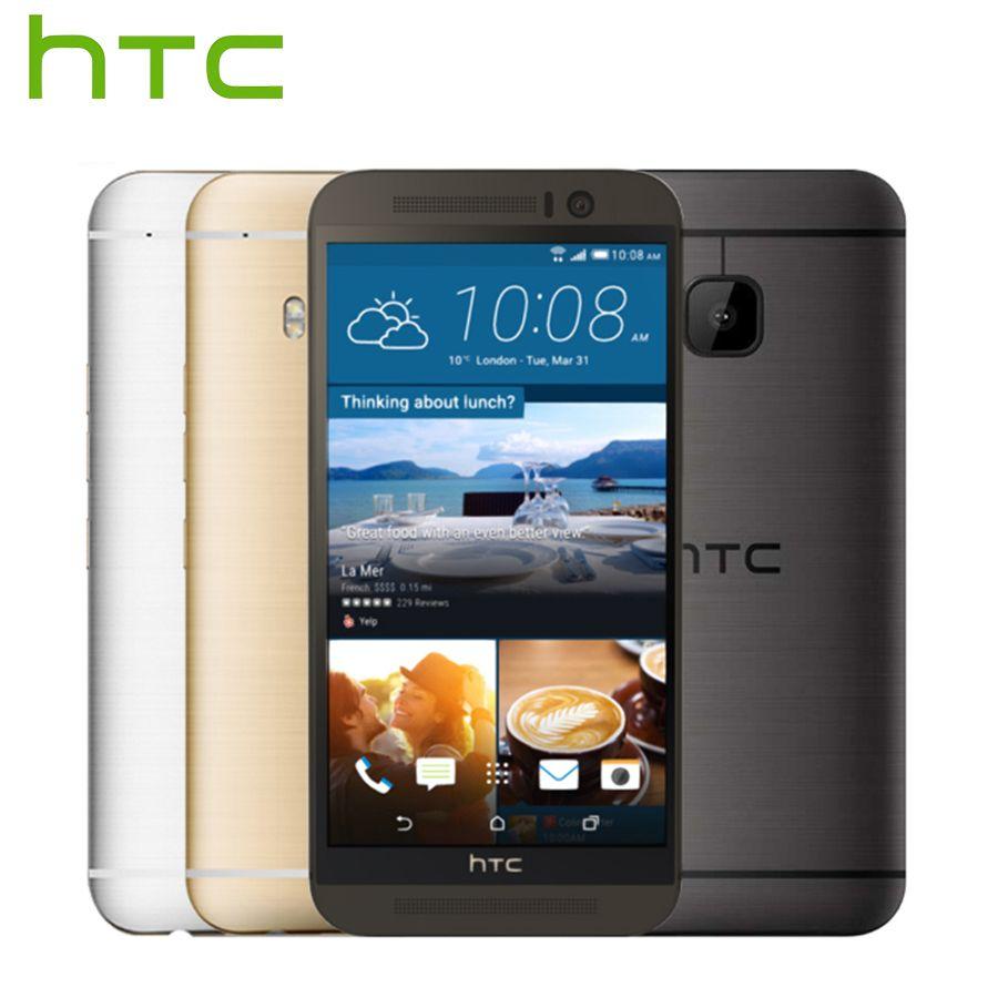 EU Version HTC One M9 4G LTE Handy Octa-core 3 GB RAM 32 GB ROM 5,0 zoll 1920x1080 Dual-kamera 20MP 2840 mAh SmartPhone