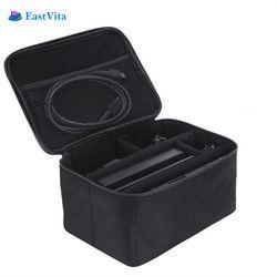 Timur Vita Besar Portable Pelindung Penyimpanan Tas Tangan Kantong Case Penutup dengan Beberapa Kantong untuk Nintend Switch Aksesoris R25