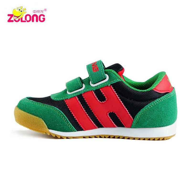 2017 Обувь для мальчиков спортивные Обувь Hook & Loop детей Кроссовки Обувь для девочек Спортивная обувь