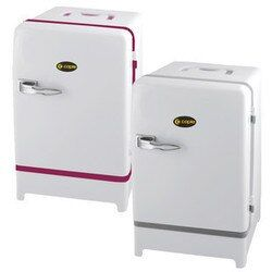 Ke Pu crf-13c Mini Fridge mini refrigerator refrigerator car home dual-use heating semiconductor refrigeration