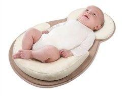 Confortable Oreiller Bébé Infant Toddler Sommeil Position Oreiller Bébé de Couchage Anti Rouleau Coussin Oreiller Roulement Prévention Matelas