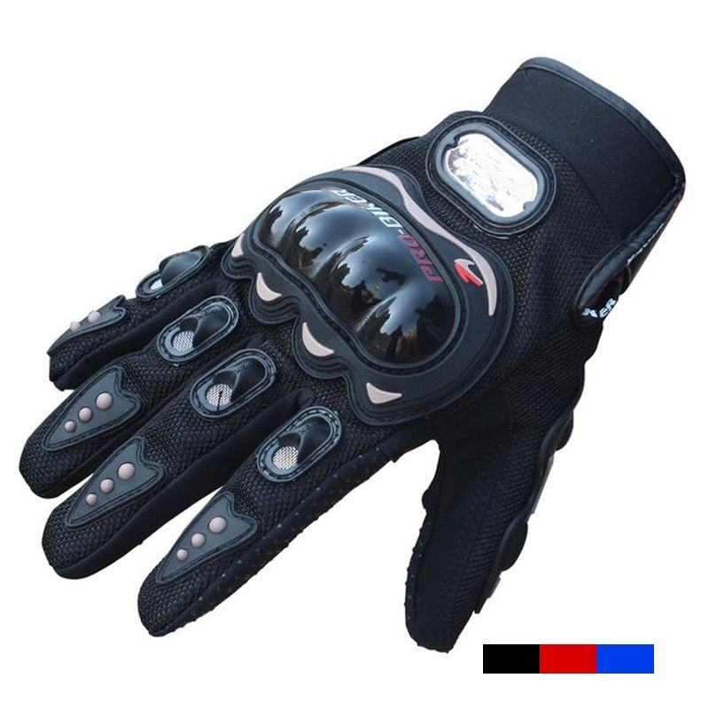 Pro Biker Fashion Motorcycle Gloves Full Finger Men Women Motos Sports Motorbike Motocross Protective Gear Racing Glove M - XXL