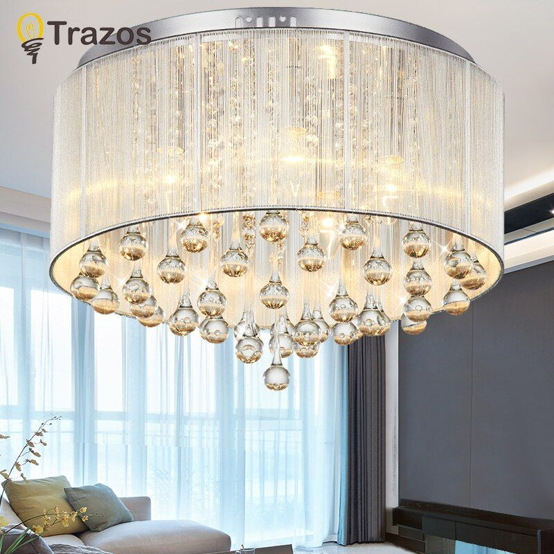 2018 Modern ceiling lights For indoor home lighting lamparas de techo led lamps for living room luminaria teto pendente