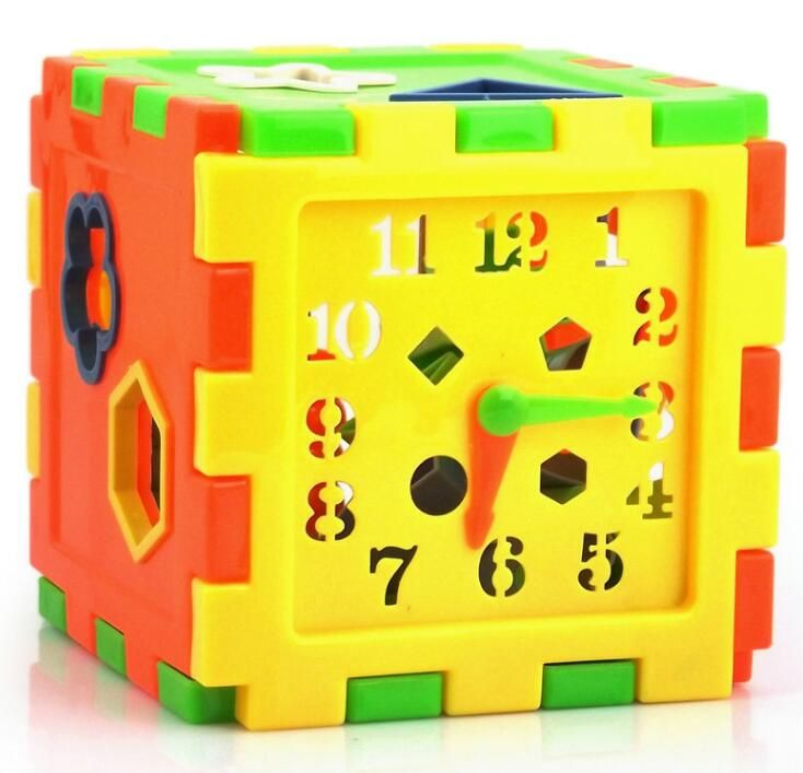 Building blocks the best gift for child