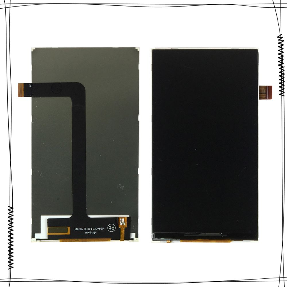 LCD Screen For Micromax Q415 LCD Display (No Touch Screen) Repair Parts For Micromax Spark Vdeo Q415 Only LCD Display 480*845