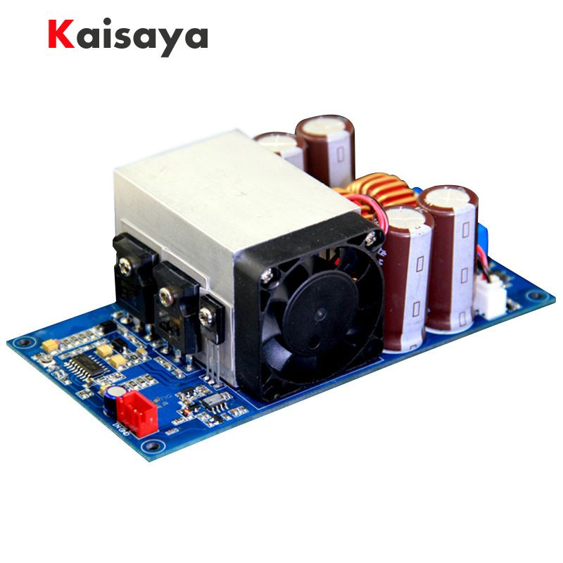new IRFP4227 + IRS2092S HIFI Fever 1000W Mono Stage Subwoofer Digital Amplifier Board G1-002