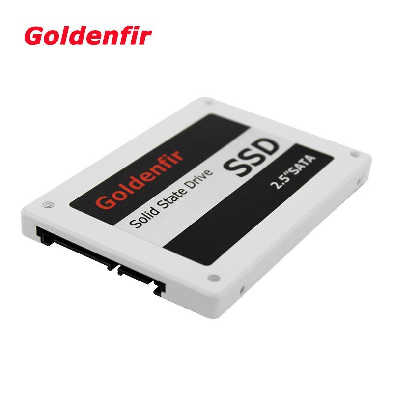 Goldenfir SATAII SSD 8 GB 16 GB 32 GB 64 GB SATAIII SSD 60G 120G 240G hd 1 tb 360g 480g solid state disque dur 2.5 960g pour Ordinateur Portable