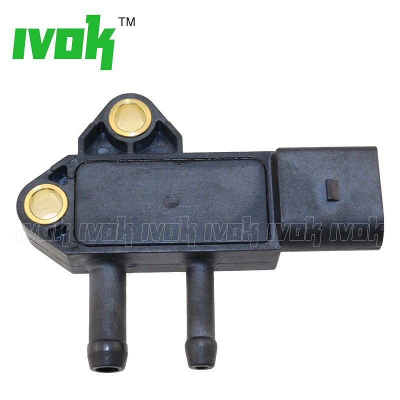 DPF Exhaust Differential Pressure Sensor For Opel Vauxhall Antara Chevrolet Captiva 2.0 CDTI 96419104