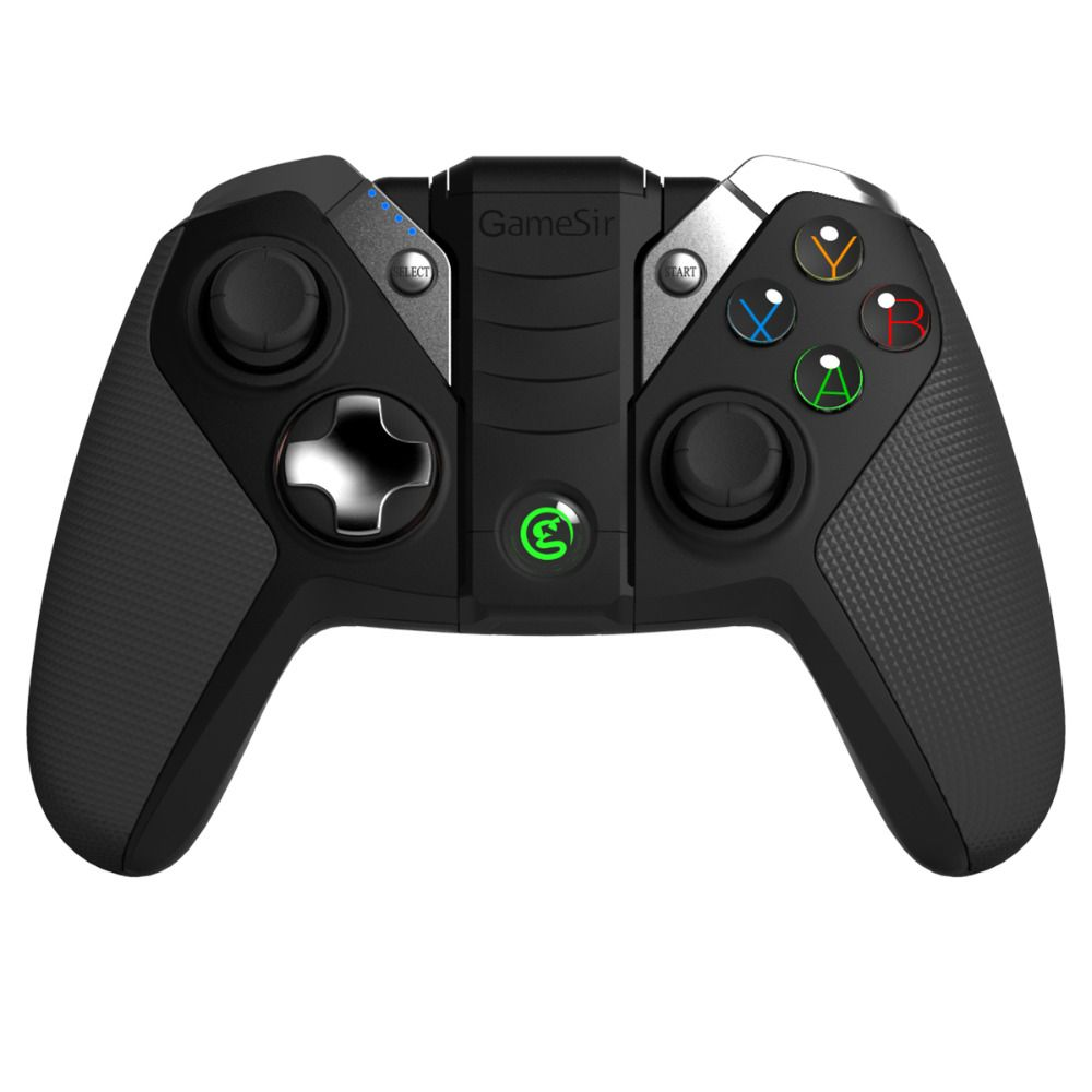 GameSir G4s Bluetooth Gamepad for Android TV BOX Smartphone <font><b>Tablet</b></font> 2.4Ghz Wireless Controller for PC VR Games (CN, US, ES Post)