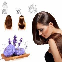 Buatan Tangan Sampo Rambut Magic Sabun Murni Alami Kering Sampo Sabun Minyak-Kontrol Anti-Dandruff Off Perawatan Rambut #709