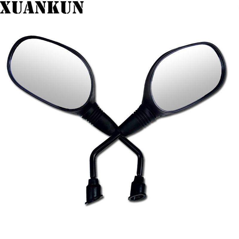 XUANKUN Motorcycle Accessories ATV Four Wheel Beach Car X5 Rearview Mirror X6 Reflector Reversing Mirror CFMOTO