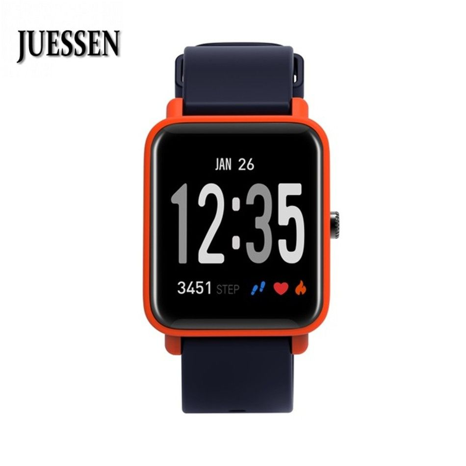 JUESSEN DO10 Smart Bracelet IP67 Support Stop Watch Alarm Clock Activity Tracker Wristband Heart Rate Monitor Band for iphone