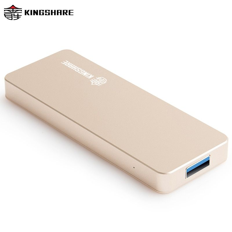 KINGSHARE 120 gb/240 gb USB3.0 Tragbare Externe SSD mit UASP Unterstützung hd externo tragbare festplatte 1 tb externe festplatte KS-T1