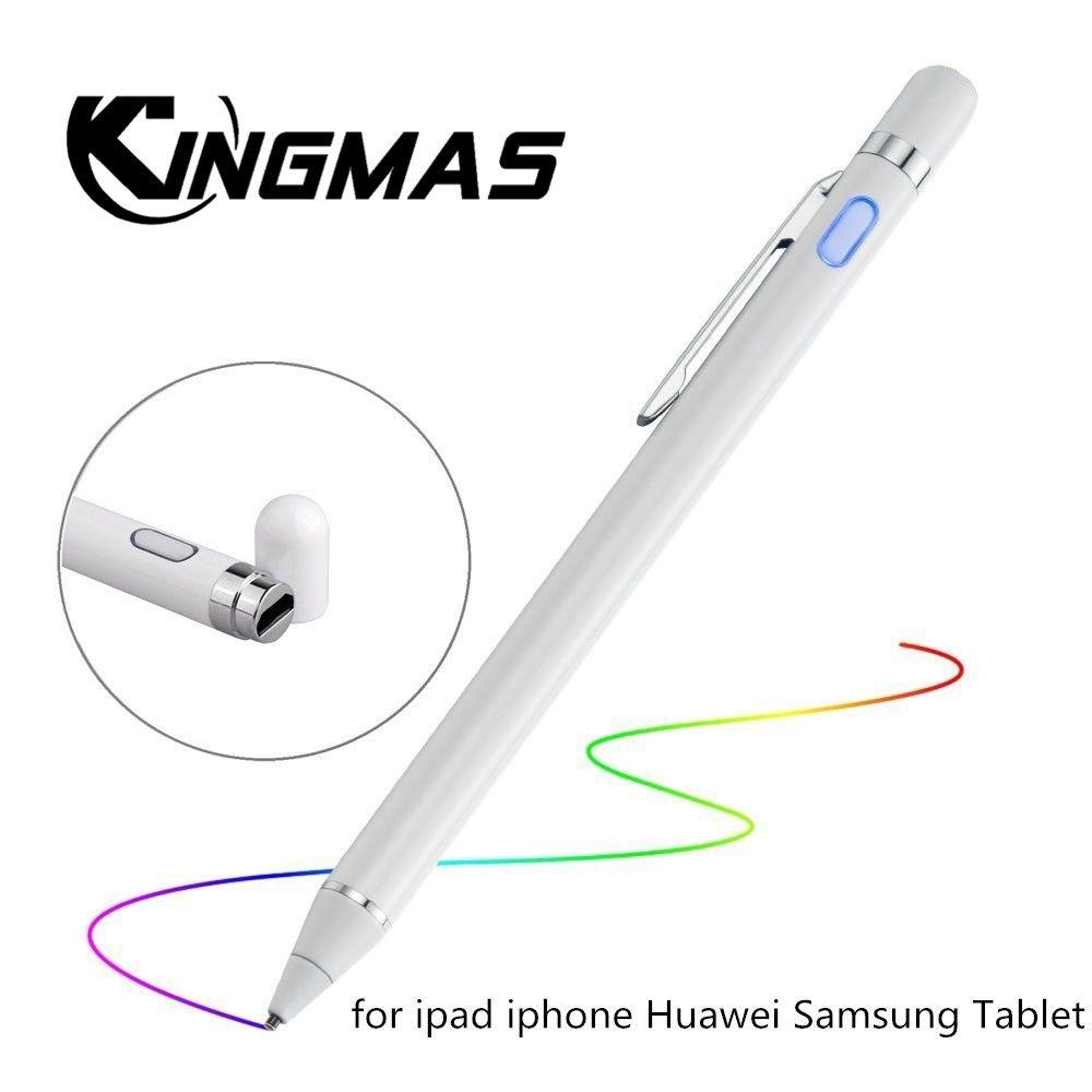 Stift für Apple bleistift iPad 2017 Universal Kapazitiven Stift Touchscreen Punkt Stylus Stift Bleistift Für Neue iPad 2018 mini /1/2/3/4/2017