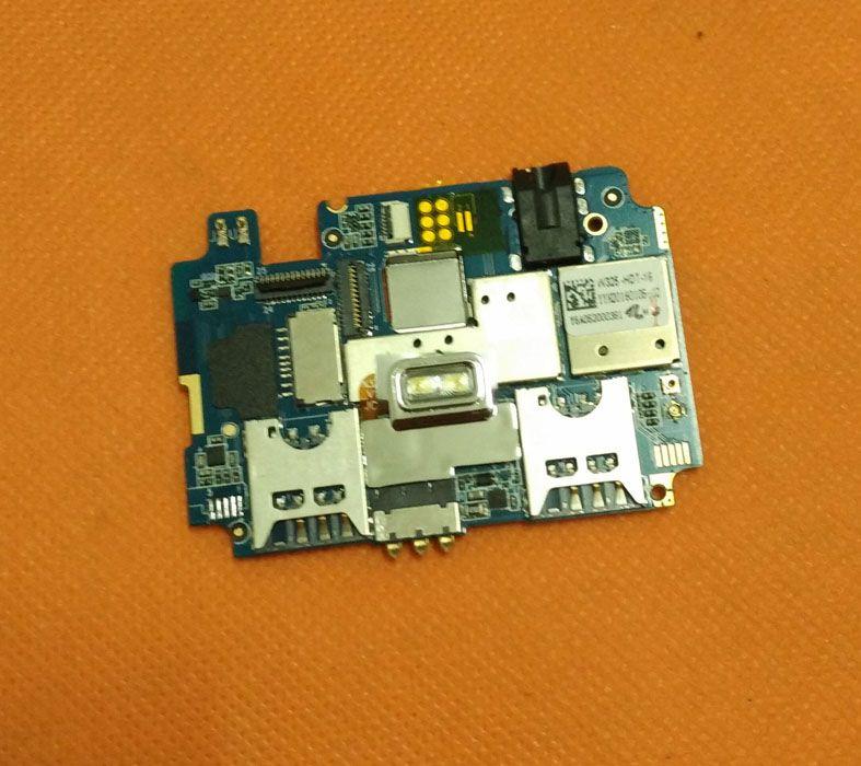 Carte mère d'origine 1G RAM + 8G ROM Carte Mère pour UMI Rome X MTK6580 5.5 pouce 1280x720 HD Quad Core Livraison gratuite