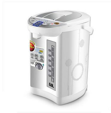 Elektrische thermos wasser flasche home 304 edelstahl isolierung 5l elektrische wasserkocher wasserkocher