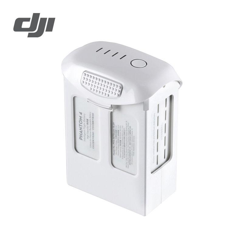 DJI Phantom 4 Pro Batterie Anzug für Phantom Serie 5870 mah Hohe Kapazität Intelligente Flug Batterie 100% Original DJI Zubehör