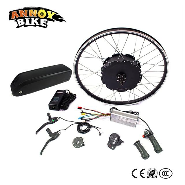 48V 1000W Electric Bicycle eBike Conversion Kits Motor Para Bicicleta 20