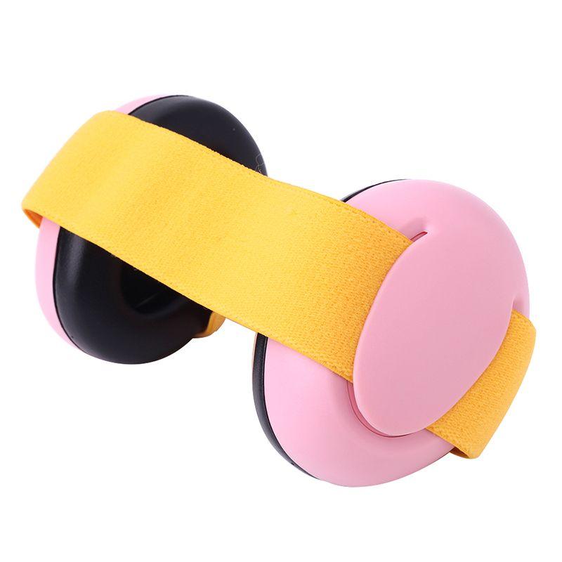 Einstellbare Gehörschutz Baby Ohrenschützer Größe 0-18 Monate Kind Rauschunterdrückung Gehörschutz Gehörschutz für Säuglingskleinkind