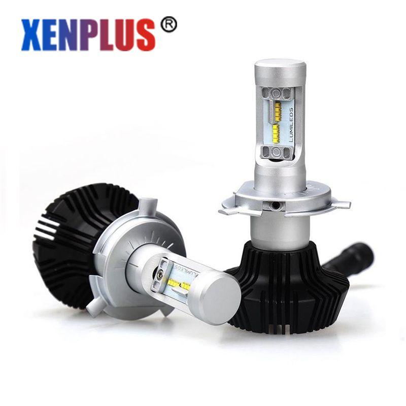 G7 LED Phare H4/9003/H1/H3/H7/9005/9006/H8 H9 H11 HB3 HB4 Kit de Conversion 6500 k Haute et Faible Faisceau De Voiture ampoules 12 V