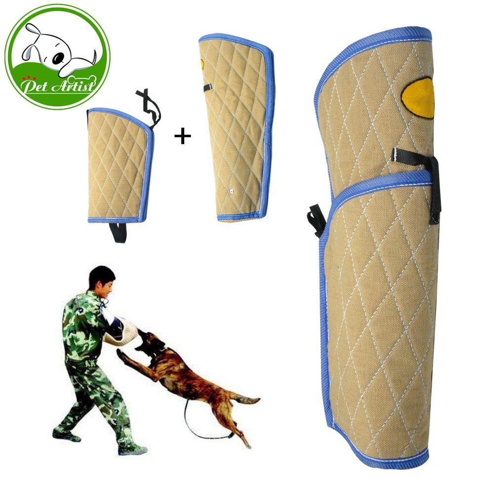 K9 Dog Protection Bite Arm Sleeve for Training Schutzhund Police K9 Rottweiler