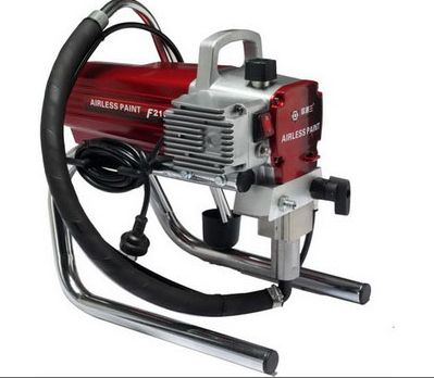 Pneumatic Power Driven Airless Paint Sprayer F2100 Wall Painting Spraying High Pressure painting tool