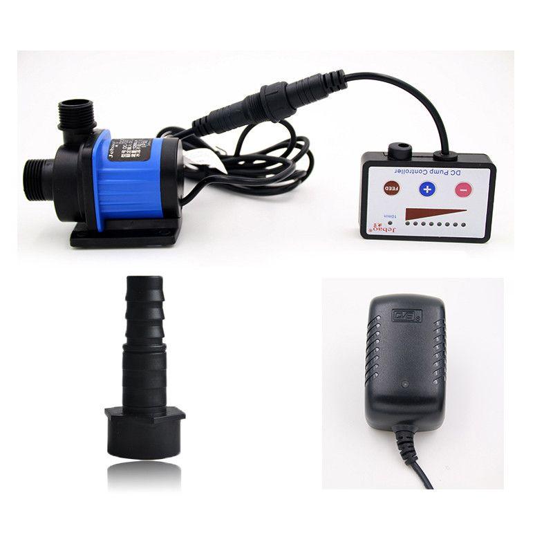 JEBAO DC1200 1200L/H Frequency conversion adjustable speed filter aquarium fish tank ultra quiet mini submersible pump 110V 220V