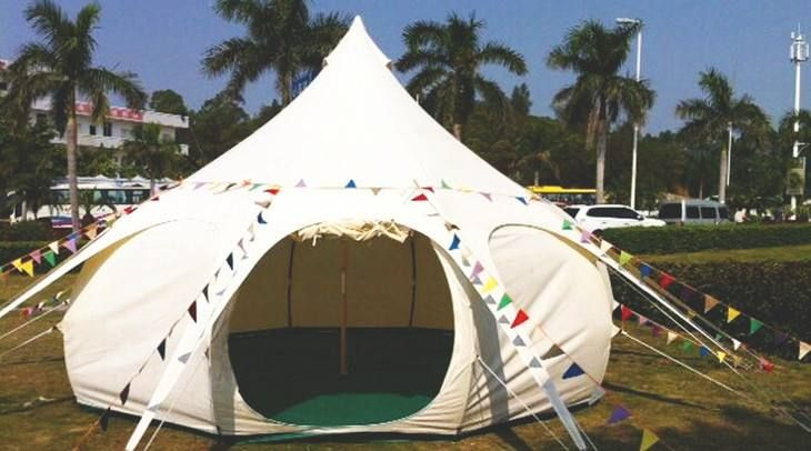 NEW glamping  tent bell tent lotus tent luxury tent