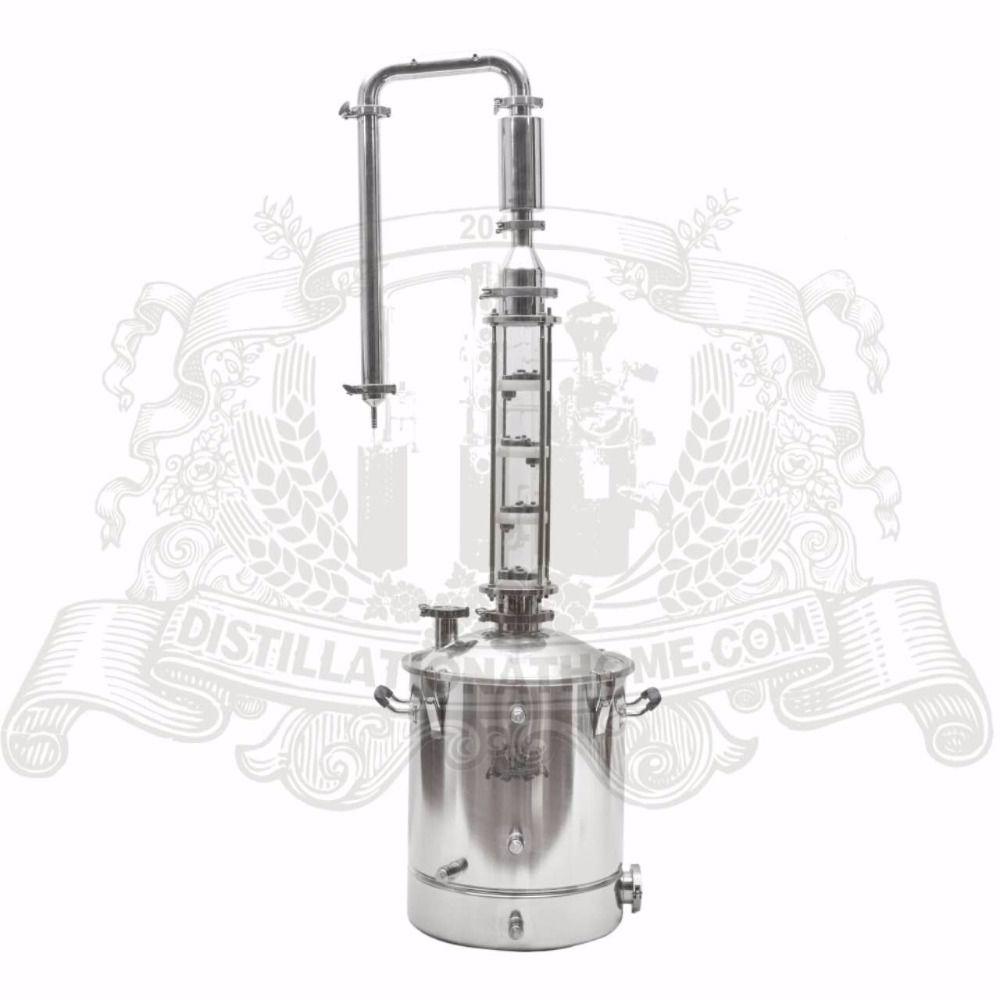 38L set für destillation.