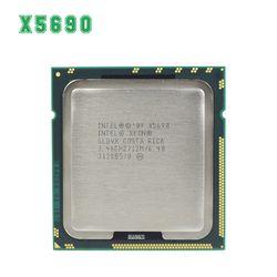 Intel Xeon X5690 3.46 GHz 6.4GT/s 12 MB 6 Core 1333 MHz slbvx procesador CPU