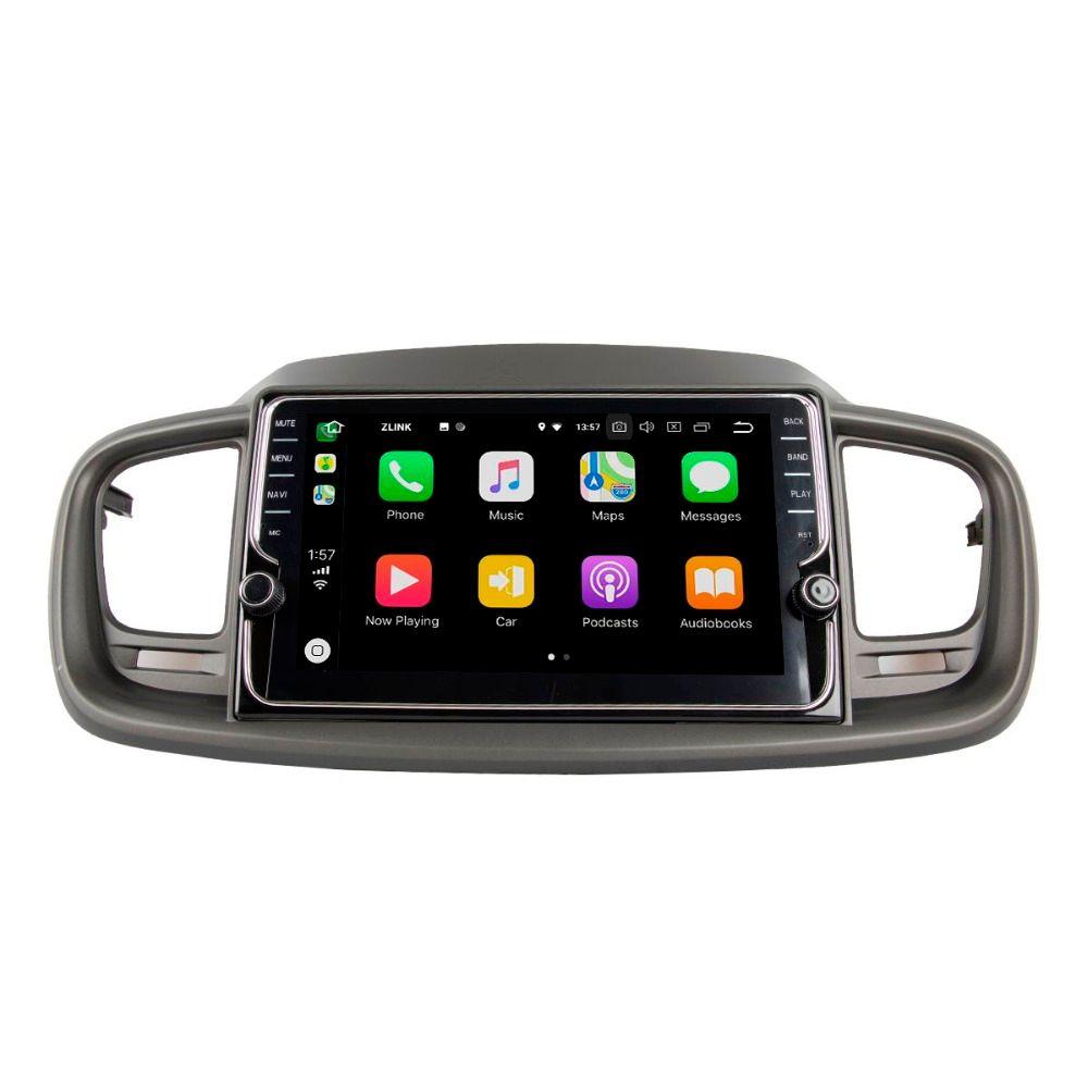 9 Android 8.1 4 RAM 64 ROM Mit 32EQ Auto Radio DVD-Spieler GPS-Navigation Für Kia Sorento 2015- 2018 mit Bluetooth